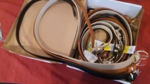 Belts / Riemen