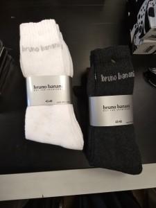 Bruno Banani men's socks / Bruno Banani heren sokken