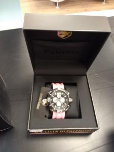 Very luxurious Palermo watches / Zeer luxe Palermo horloges