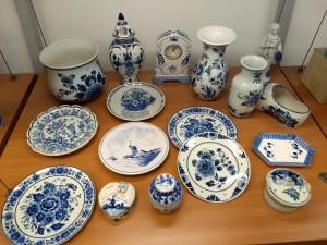Delfts blue / Delfts blauw