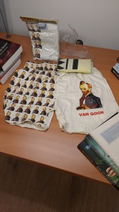 Van Gogh boxershorts / Van Gogh onderbroeken